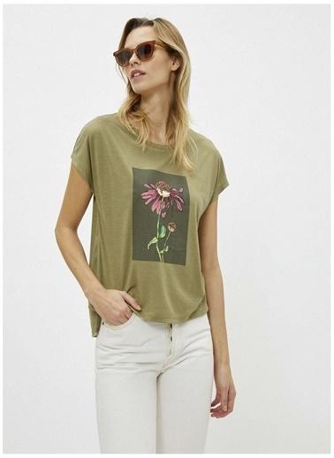 Koton Koton T-Shirt Haki
